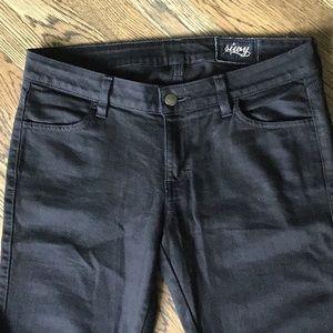 "EUC Siwy black skinny jean 32"" inseam"